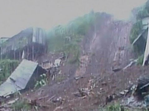 DR Congo Ituri province landslide near Lake Albert : 240 killed, several missing, search continues