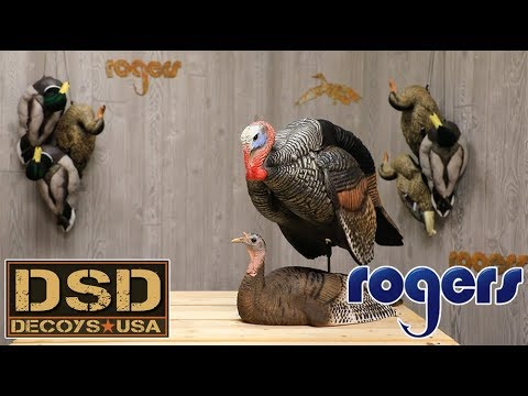 Dave Smith Decoys Mating Motion Pair DSD