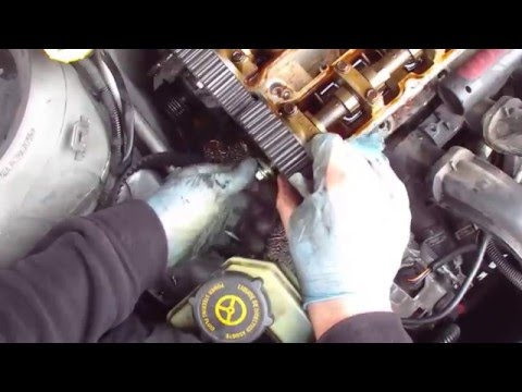Ford Zetec -  Cambelt and Head Gasket