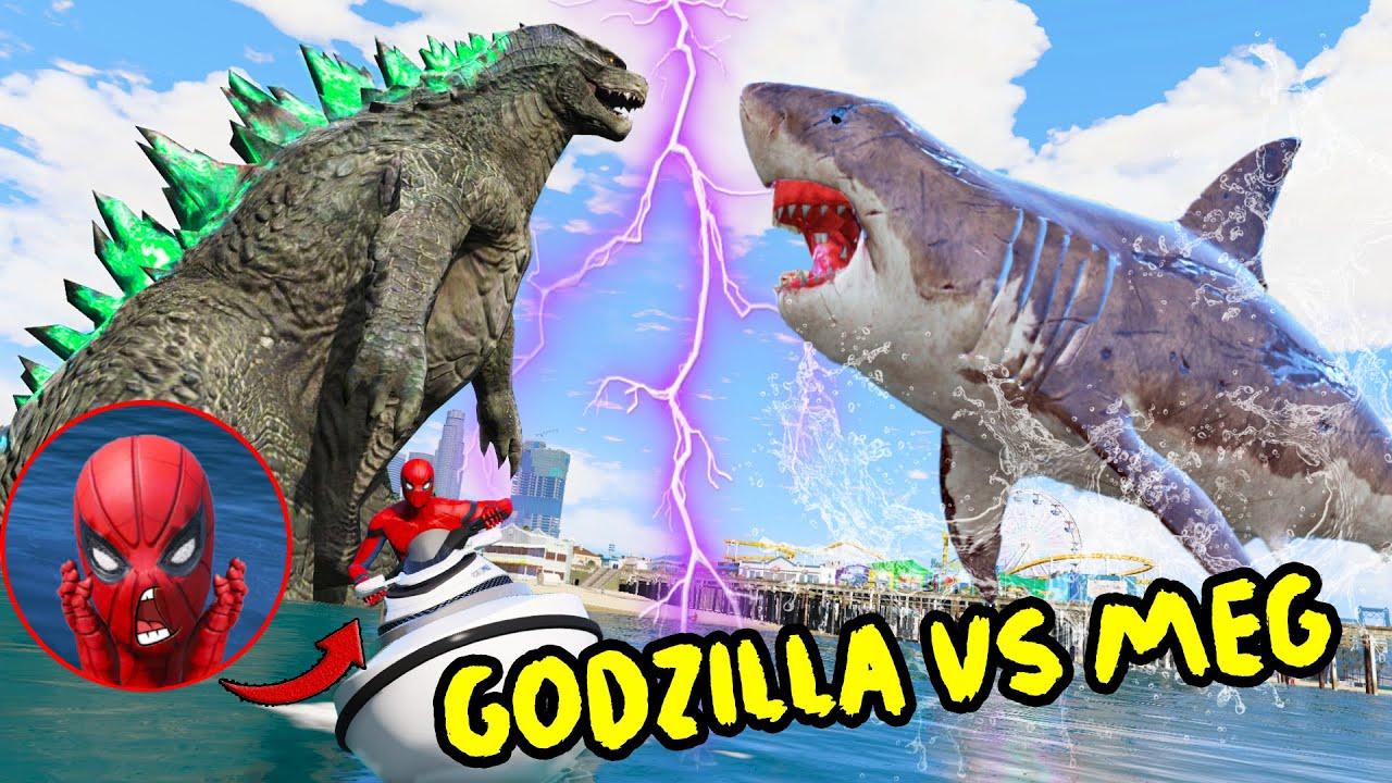 Youtube Roblox Godzilla