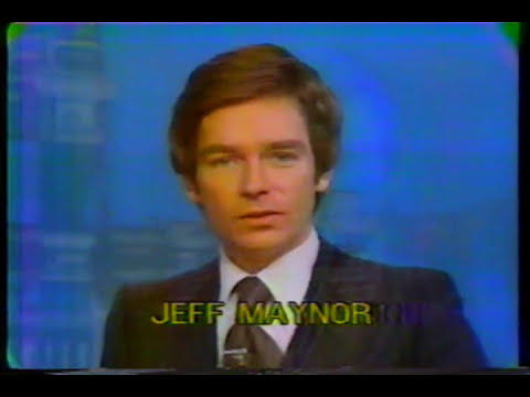 WJW-TV8 Cleveland - News on the Infamous Blizzard of Early 1977!!