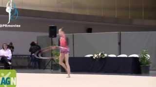 Zemlyanaya Nastya  Volgograd - Hoop - AGN Cup 2013