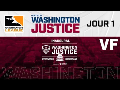 New York Excelsior vs. Philadelphia Fusion | Overwatch League Saison 2020 Week 3 | Jour 1