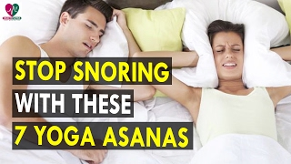 Stop Snoring with These 5 Yoga Asanas - Health Sutra - Best Health Tips