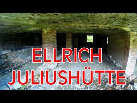 Bilder aus dem KZ Außenlager Ellrich Juliushütte