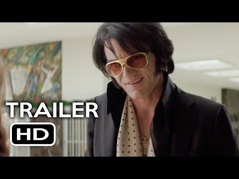 Elvis & Nixon Official Trailer #1 (2016) Michael Shannon, Kevin Spacey Comedy Movie HD