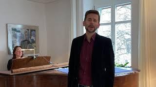 """J.S. Bach - """"Willst Du dein Herz mir schenken"""" Daniel Johannsen- Tenor Flügel Festival 14.2.2021"""