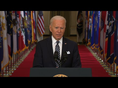 Biden: All US adults eligible for vaccine by May 1
