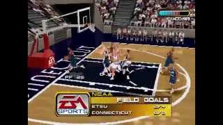 NCAA March Madness 2000 ... (PS1) 60fps