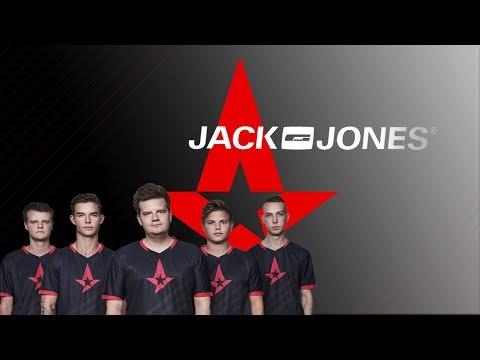 astralisXjackandjones: Designing the new player jersey