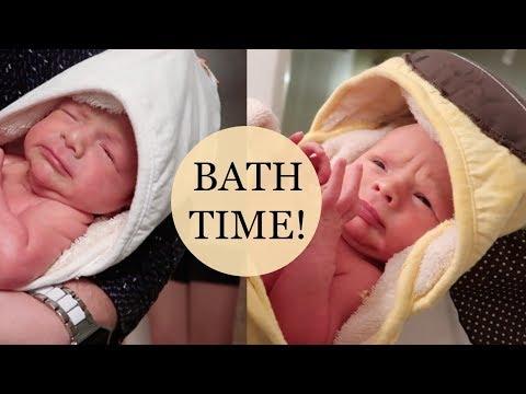 TWIN BATH TIME! WORLD'S WORST CAKE!