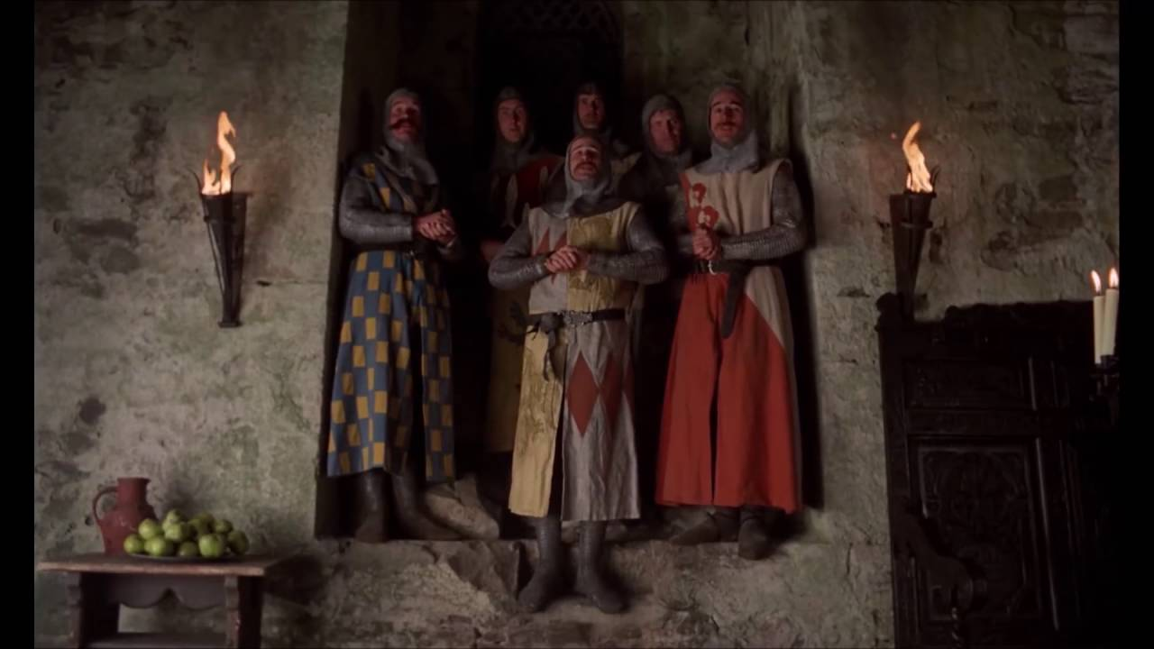 Knights Of The Round Table  Monty Python U0026 The Holy Grail Full Song