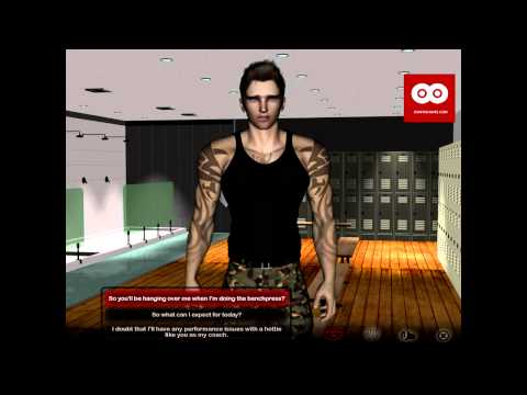 Project PD-B - Demo vid. A 3d dating game