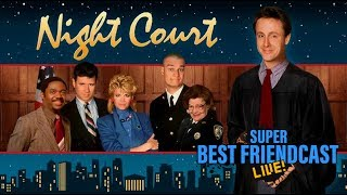 Episode 203 is live! Unapologetic Night Court Theme (feat. Stop Skeletons From Fighting) thumbnail