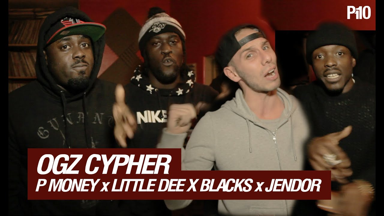 Blacks p and