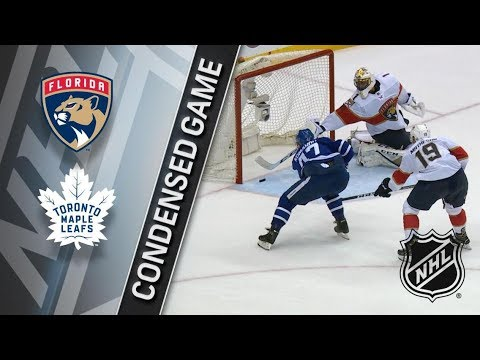Florida Panthers vs Toronto Maple Leafs – Feb. 20, 2018 | Game Highlights | NHL 2017/18. Обзор