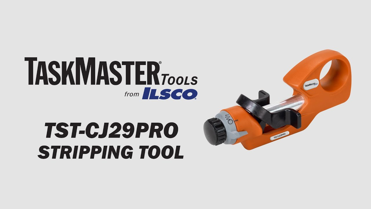 ILSCO Introduces all-new Compact Cable Stripper