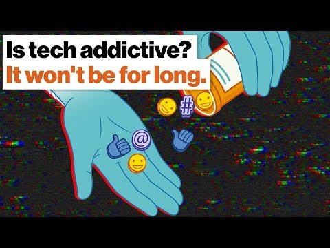 Is tech addictive? It won't be for long. | Joscha Bach