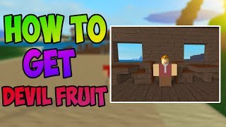 [OPL] HOW TO GET DEVIL FRUITS 100% | ROBLOX ONE PIECE LEGENDARY| ONE PIECE GAME | AXIORE