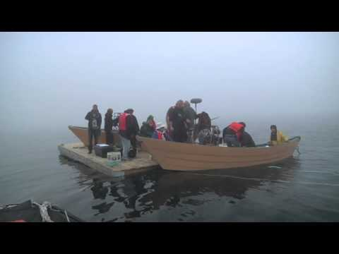 Crew on Barge.mov