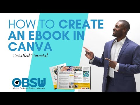 Create An EBook In 10minutes Using Canva [Updated 2019]
