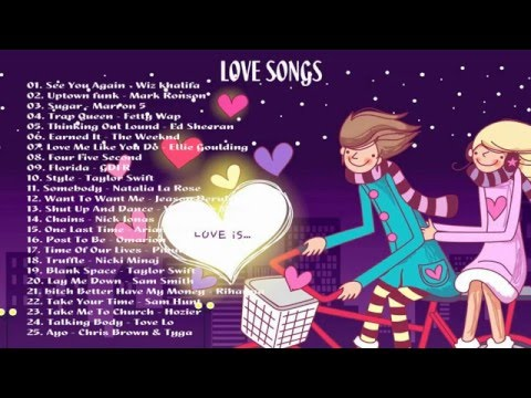 Love Songs ♥ Top Greatest Romantic Love Songs Of All Time New 2015