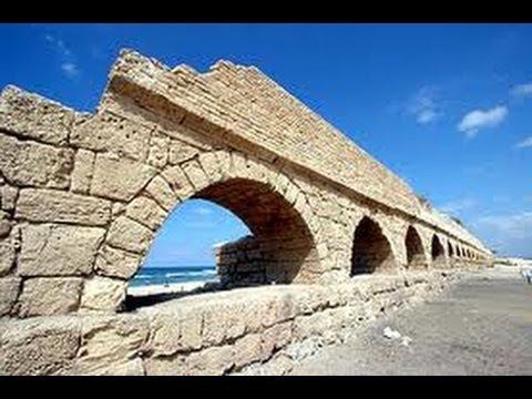 The Israel Coast - A tour of Caesarea, Haifa, Acre and Rosh HaNikra - 2013 HD