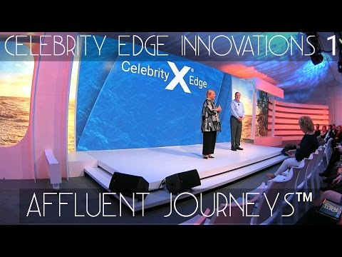Celebrity Edge Innovations 1: Infinite Veranda