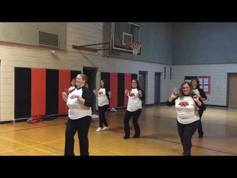 Biddeford Intermediate School Flash Mob