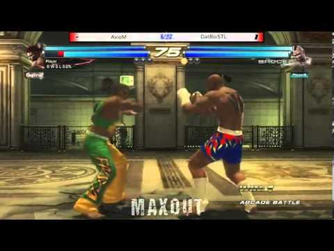 MAXOUT 1182014  Tekken Tag Tournament 2 Tournament