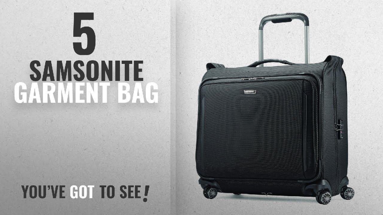 Top 10 Samsonite Garment Bag  2018   Samsonite Silhouette Xv Softside Duet  Voyager bbc2b98e84d06