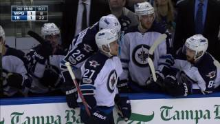 Ehlers capitalizes on first ever penalty shot opportunity