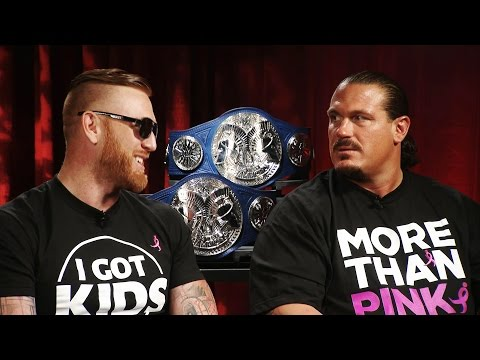 Rhyno reveals that Heath Slater is his favorite superhero: Exclusive Interview