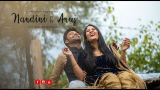 Best Wedding Teaser 2019 | Nandini & Anuj  | Khurana Filmography