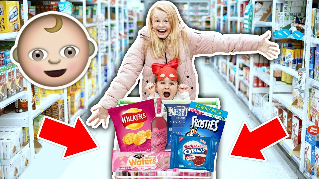 kids-grocery-shopping-challenge-gender-reveal-edition
