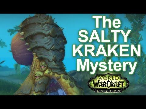 The Salty Kraken - WoW Legion Mystery