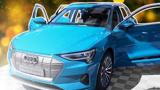 Audi eTron SUV - Audi