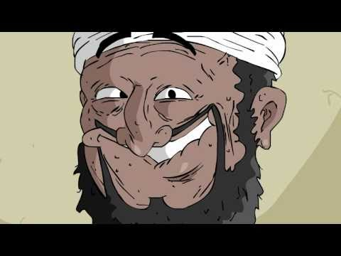 osama bin laden death footage (real) [2011]