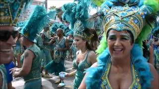 Aruba Carnival Grand Parade 2/7/16