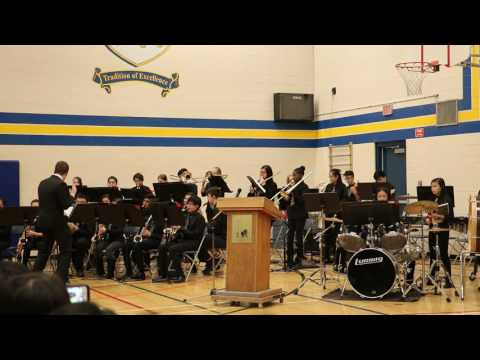The Londonderry School Jazz Band 2016 part 3