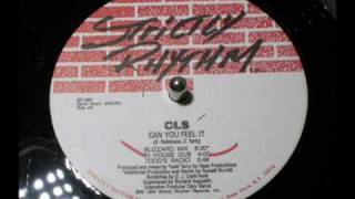 CLS - Can You Feel It (In House Dub)