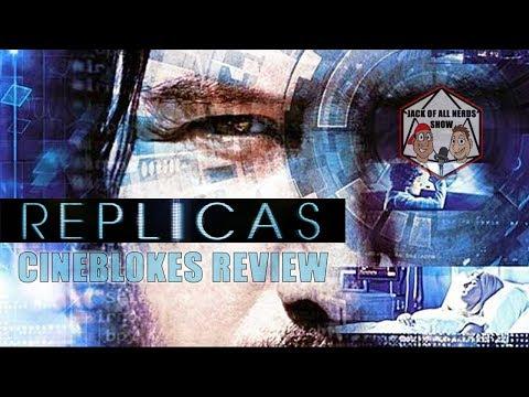 Replicas Movie Review - Cineblokes
