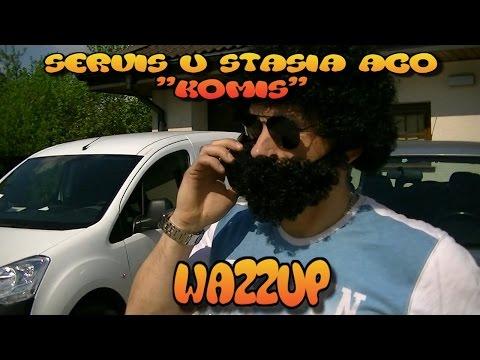 """Servis u Stasia ACO """"Komis"""" Odc.9 Wazzup :D"""