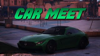 Any Car Meet Gta 5 Online LIVE - [Road To 3.4K Subs] - Check The Description For Join