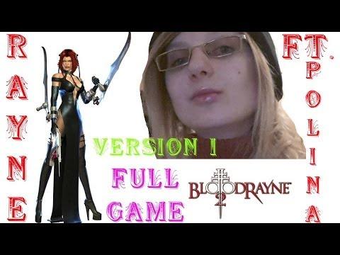 Прохождение BloodRayne 2 #6[Финал.Зеринский и Кейган]+мнение об игре