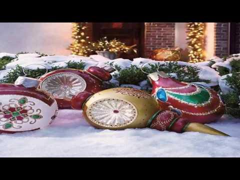 Diy Outdoor Lawn Christmas Decorations Gif Maker - DaddyGif.com
