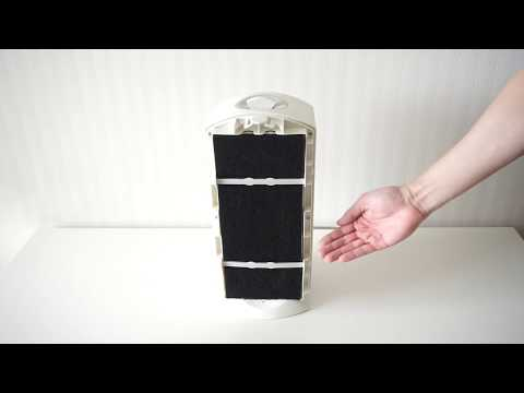How to Change Filters for Hamilton Beach Air Purifiers with Replacement Filters by VEVA