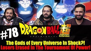 Dragon Ball Super ENGLISH DUB - Episode 78 - Group Reaction