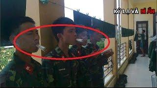 6 hình phạt bá đạo và hài hước trong quân đội khiến bạn cười phọt cơm