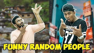 Funny Random People | Hyderabadi Comedy Video | Warangal Diaries